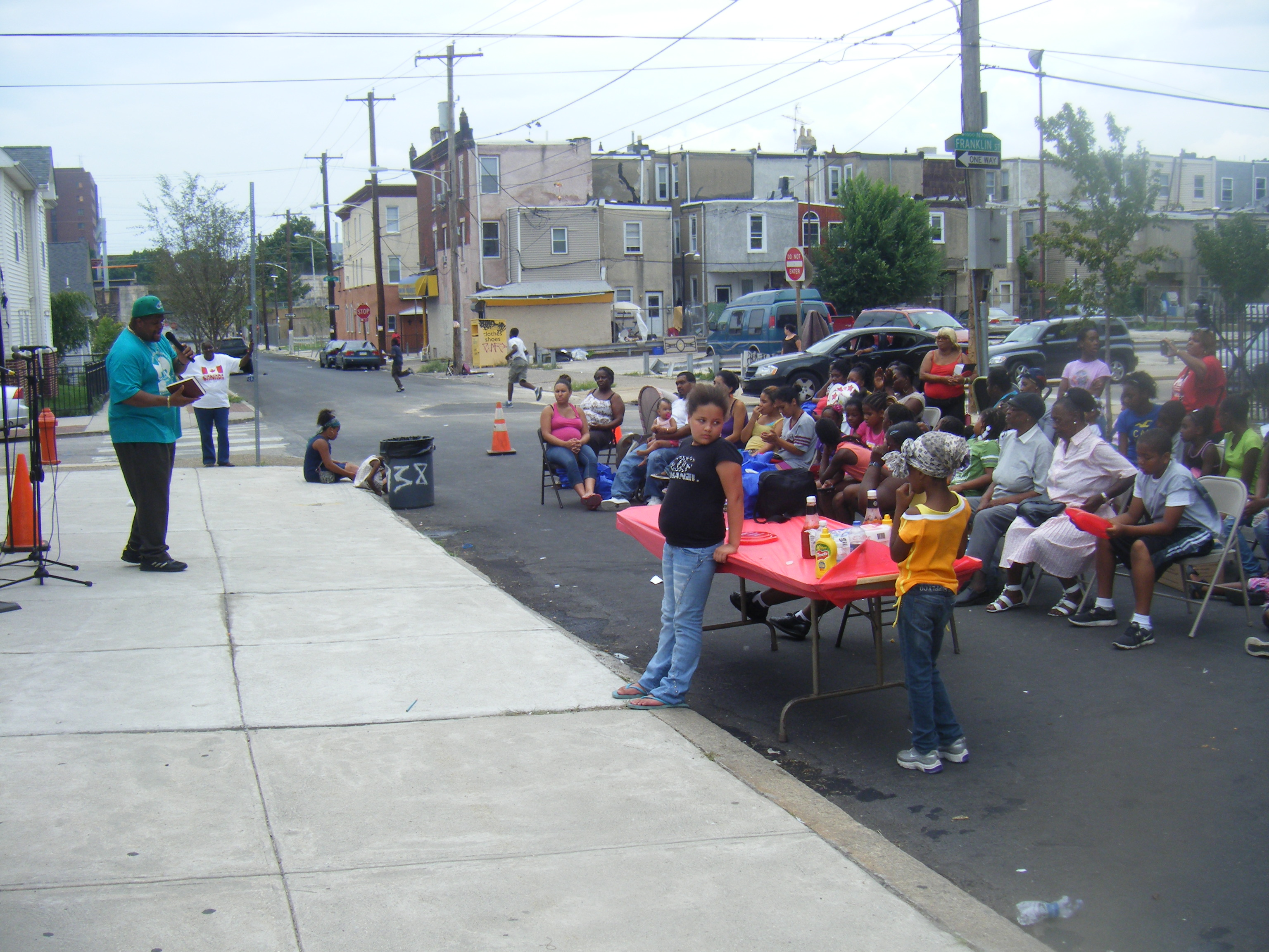 2012 Community Day: Pastor Monte - preaching about the greatest love story!