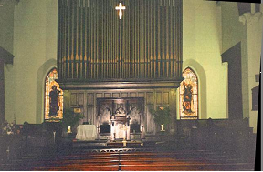 Old Sanctuary