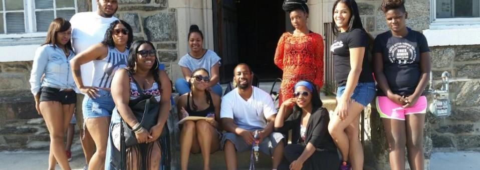 YA Dorney Park Trip - August 8, 2015