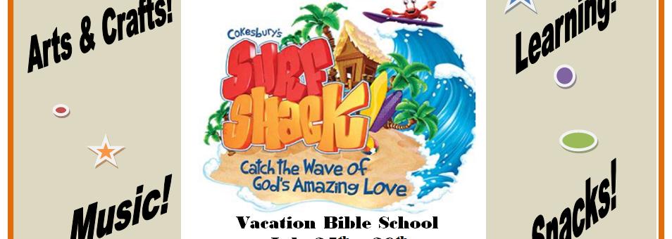 July 25th - July 29th 6:00 - 7:30 PM