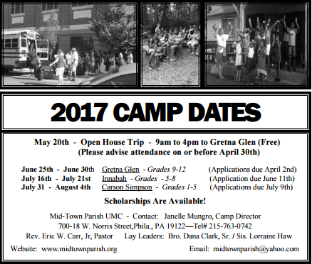 Camp Carson Simpson